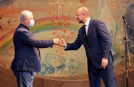 Артистів Львівської опери нагородили із приводу ювілею театру