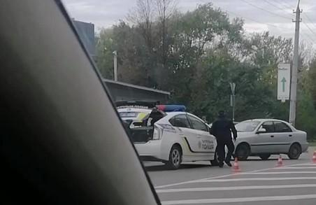 У Львові під колеса авто потрапила літня жінка
