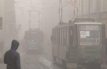 У Львові заповідають густий туман