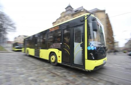На виконкомі затвердили траси автобусних маршрутів, які курсуватимуть до населених пунктів Львівської ОТГ