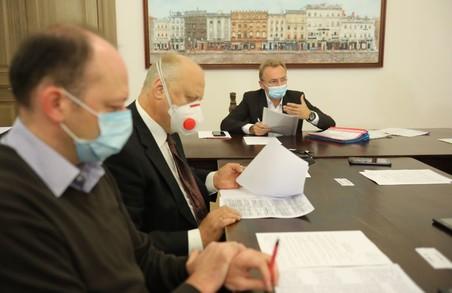 У Садового хочуть відремонтувати вулиці Залізничну та Пимоненка у Львові