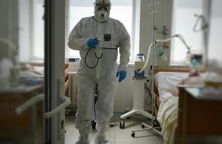 На Львівщині у «ковідних» лікарнях і відділеннях заповнено менше половини ліжок