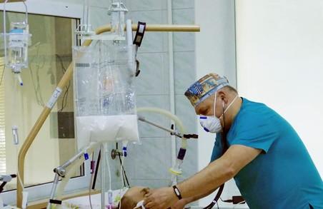 На Львівщині у п'ятницю виявили 203 нових випадки COVID-19, одужало 175 пацієнтів