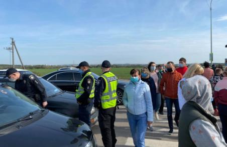 Мешканці Рудного, яке входить до складу Львова, вимагали покаращення транспортного сполучення