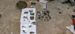 У Львові в закладчика-гуртовика виявили 2 кілограми наркотиків