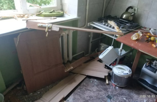 У Львові у багатоповерхівці на кухні стався вибух газу