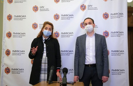 На Львівщині зафіксовані повторні випадки захворювання на COVID-19