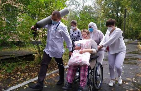 Шепетівський реаніматолог розповів про транспортування хворих у лікарні
