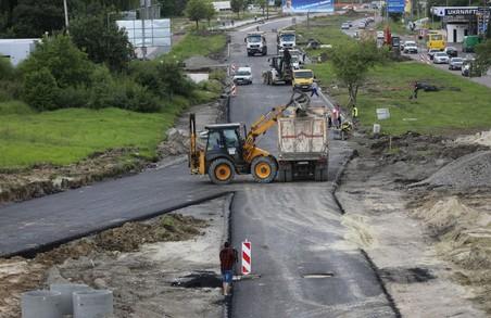Садовий обіцяє, що ремонт вулиці Шевченка у Львові завершать до кінця цього року