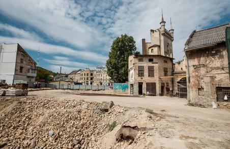 У ДАБІ видали дозвіл на реставрацію і реконструкцію «Фабрики повидла» на львівському Підзамче