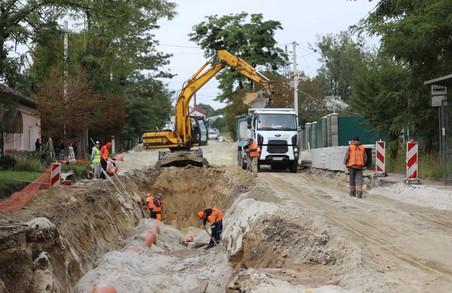 Мер Львова обіцяє завершити ремонт вулиці Личаківської до кінця жовтня