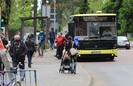 У Львові змінили трасу автобусного маршруту № 52, який курсує у до Рудного