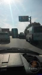 У Розвадові на Львівщині зіштовхнулися легковик і автобус