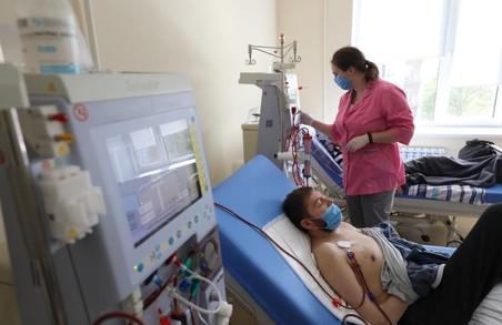 У Львові відкрили уже третій центр гемодіалізу із апаратами «штучна нирка» – у «лікарні на Топольній»
