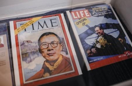 Далай-лама вперше поспілкується з львів'янами у прямому етері