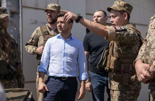 Зеленський обіцяє піти у відставку із поста Президента, якщо не зможе закінчити війну