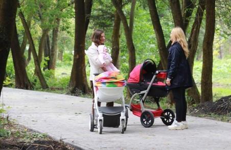 У Львові на реконструкцію парків цього року витратили 80 мільйонів гривень