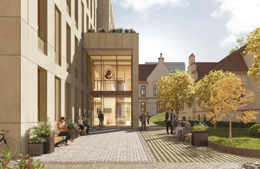 У Львові починають будівництво нової лікарні Медичного центру Святої Параскеви