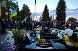 На Личаківському цвинтарі у Львові вшановували загиблих захисників України