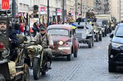 Львовом пройшов марш слави УПА (ФОТО)