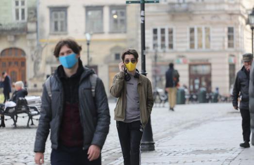 На Львівщині немає «червоних» карантинних зон, але обласний центр – «помаранчевий»