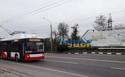 «Богдан Моторс» обкатує два перші тролейбуси для Луцька