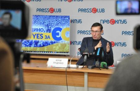 Екс-генпрокурор України закликає львів'ян не голосувати за Садового і його партію