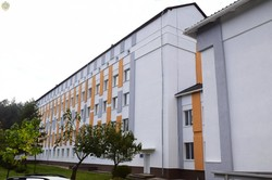 У Новояворівську на Львівщині при місцевій лікарні запрацював реабілітаційний центр