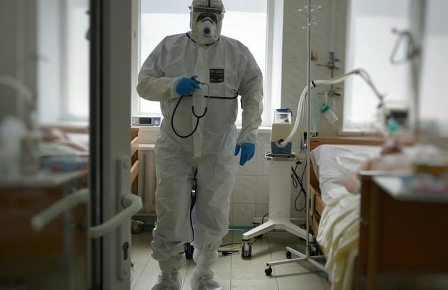 На Сокалькому районі Львівщини за останні три дні виявили майже 250 випадків COVID-19