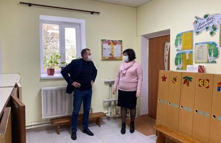 У Дрогобичі на Львівщині провели ремонти у трьох дитячих садочках