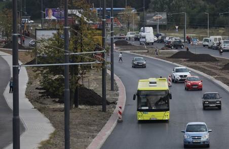 У Львівській мерії так і не можуть сказати, звідки буде курсувати тролейбус по Хуторівці