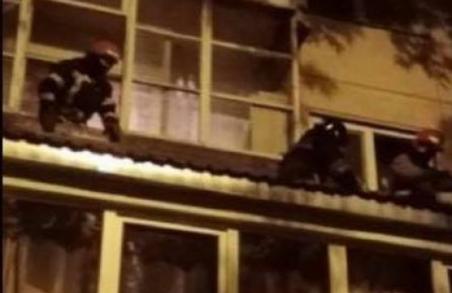 У Львові на вулиці Максимовича чоловік випав із вікна