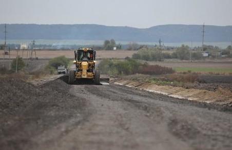 Об'їзну дорогу Золочева на Львівщині частково відремонтують до кінця цього року