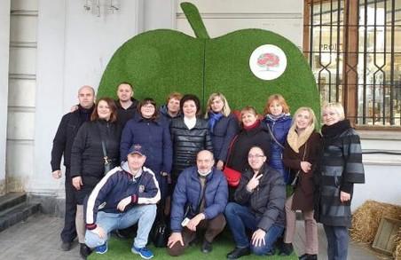 У Львові провели День яблук