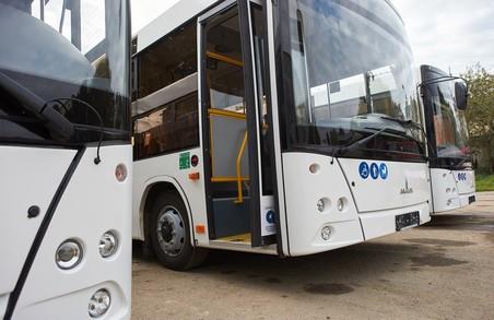 У Івано-Франківську стало на 4 комунальних автобуси більше