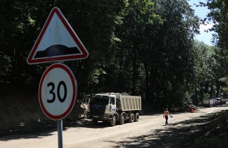 Навіть Андрій Садовий не обіцяє, що ремонт вулиці Личаківської у Львові завершать до місцевих виборів