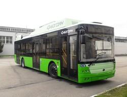 Завод компанії «Богдан Моторс» у Луцьку почав постачання нових тролейбусів до Харкова