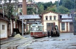 Львів'янам показали, як виглядали трамваї 21 рік тому