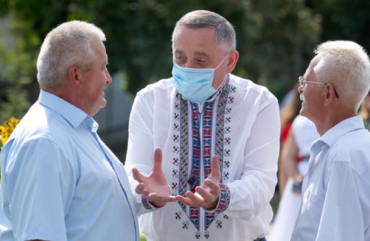 Богдан Дубневич очолить Солонківську ОТГ під Львовом