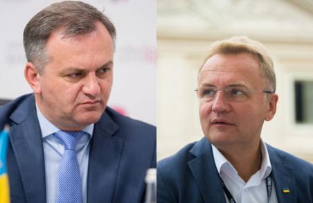 Синютка і Садовий змагатимуться за крісло мера Львова 15 листопада