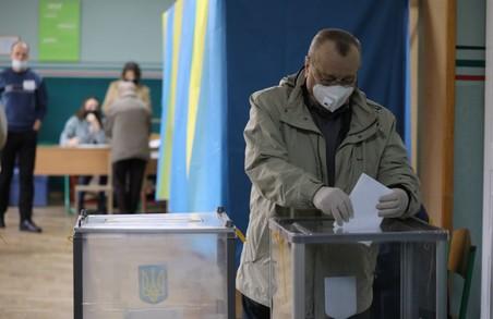 «Європейська Солідарність» лідирує на виборах до Львівської обласної ради