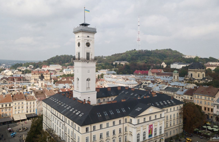 «Самопоміч» Садового у новому складі Львівської міської ради буде в меншості