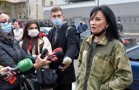 У Львові перенесли суд над Софією Фединою та Марусею Звіробій (ФОТО)