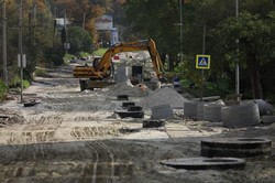 Асфальтування вулиці Личаківської у Львові розпочнуть на початку листопада