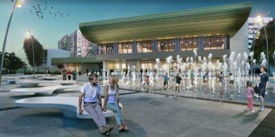 У Львові буде новий амфітеатр та фонтан
