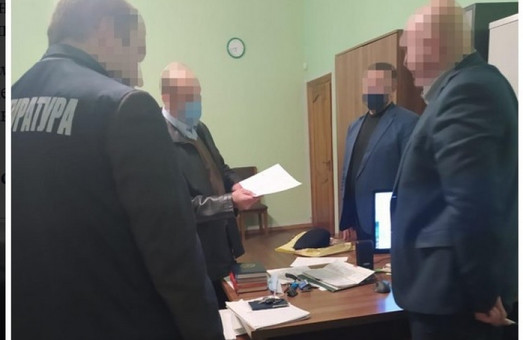 У Львові затримали на хабарі колишнього начальника тюрми