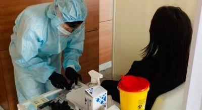 На Львівському автовокзалі з'явився пункт тестування на коронавірус