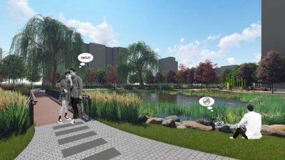 Біля одного з львівських озер збудують громадський простір за 30 000 000 гривень