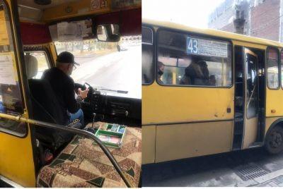 У Львові водій автобуса облаяв пасажирку з інвалідністю