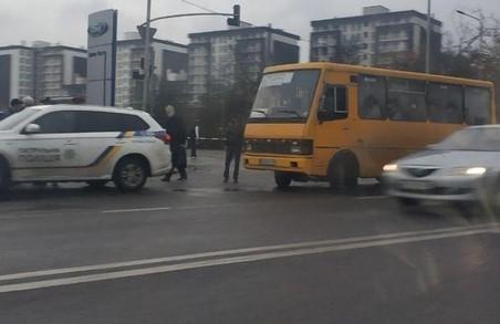 У Львові поліція перевіряє чисельність пасажирів у транспорті